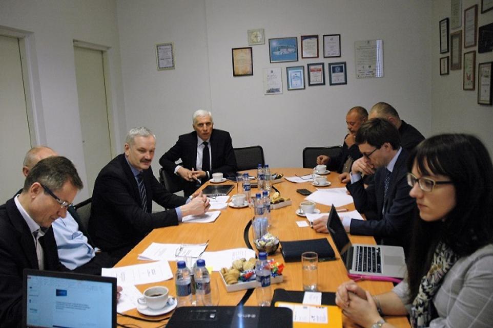 """Susitikimas su """"Smart Continent"""" atstovais dėl kelių transporto veiklos teisinio reguliavimo vertinimo"""