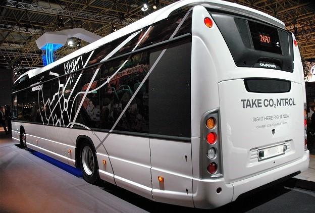 Ateities turistiniai autobusai: ar yra alternatyvų dyzelinui?