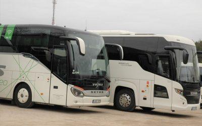 TOKS pristatė naują autobusą ir naujas paslaugas