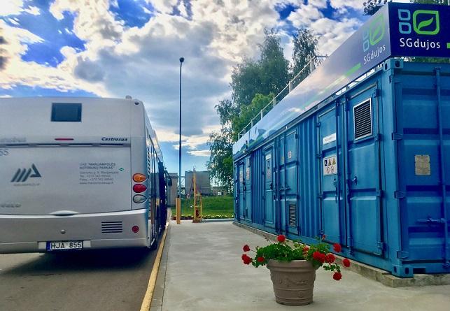 """UAB """"Marijampolės autobusų parkas"""" tapo ADIA nare"""