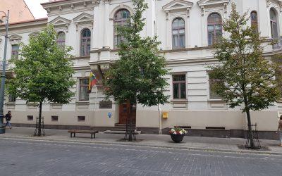 Pasitarimas Susisiekimo ministerijoje dėl Leidimų išdavimo taisyklių
