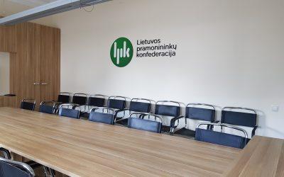 Lietuvos pramonininkių konfederacijos Transporto ir logistikos komiteto posėdis