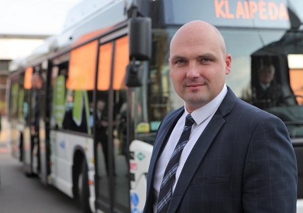 """UAB """"Klaipėdos autobusų parkas"""" laimėjo dar du konkursus keleiviams vežti"""