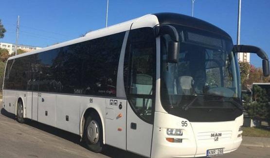 """Transporto priemonių parką atnaujino """"Jonavos autobusai"""""""