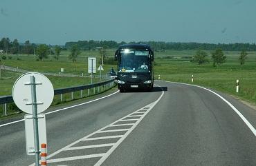 Kaip žadama skaičiuoti Kelių naudotojų mokesKaip žadama skaičiuoti Kelių naudotojų mokestį autobusams už nuvažiuotus kilometrus?