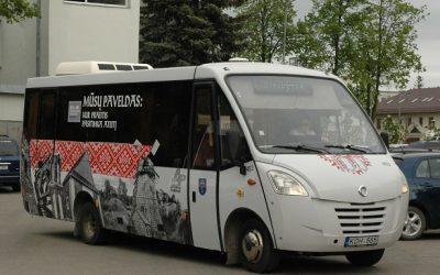 Diena be automobilio: atsinaujinęs viešasis transportas kviečia miestų gyventojus važiuoti nemokama