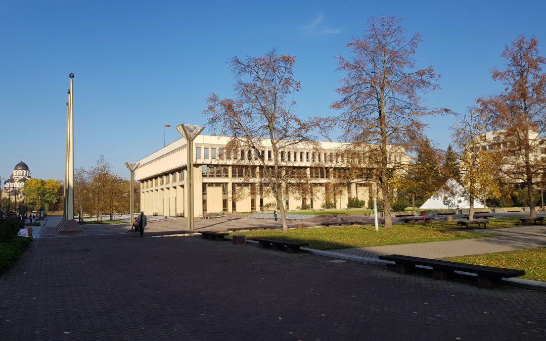 LKVA kreipėsi į Seimą dėl valstybės politikos tolimajame susisiekime