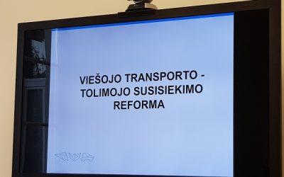 """""""Lietuvos ryto"""" televizijos reportaže – apie tarpmiestinių maršrutų pertvarką"""