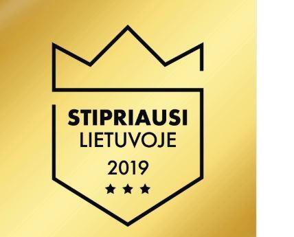 """UAB """"Marijampolės autobusų parkas"""" pripažinta viena stipriausių įmonių Lietuvoje"""