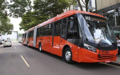 """""""Scania"""" autobusai – Kuritibos miesto BRT linijoms"""