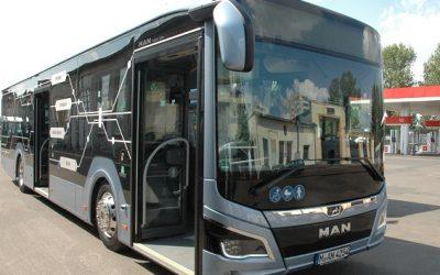 Kaunas perka 100 hibridinių autobusų