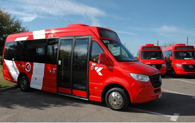Kauniečių pasitenkinimas miesto viešuoju transportu didėja