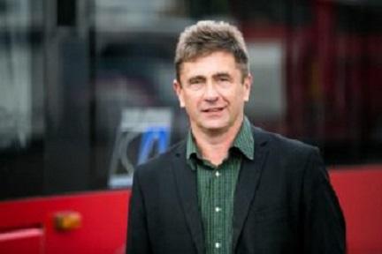 Naujasis Raseinių autobusų parko vadovas žada permainas