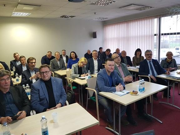 Atviras Prezidiumo posėdis Šialiuose – LKVA:pirmieji metai