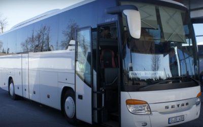 Marijampolės autobusų parkas atnaujino tolimojo susisiekimo autobusų eismą
