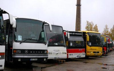 Nukentėję dėl ekstremalios situacijos keleivių vežėjai autobusais tikisi valstybės paramos