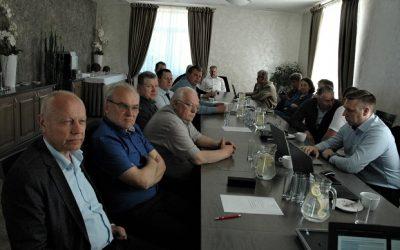 LKVA nariai Skuode aptarė svarbiausias problemas ir priėmė į savo gretas naują narį