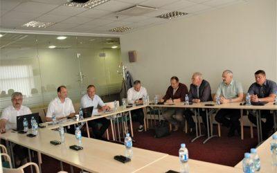 Šiauliuose keleivių vežėjų asociacijos kalbėjo apie bendradarbiavimo galimybes