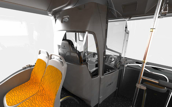 Išmokę COVID-19 pandemijos pamokas, gamintojai siūlo sprendimus autobusams