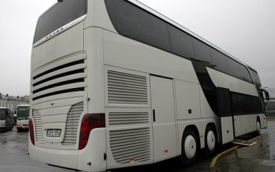 Keleivių vežėjai: po karantino žmonių keliavimo įpročiai neatsinaujino