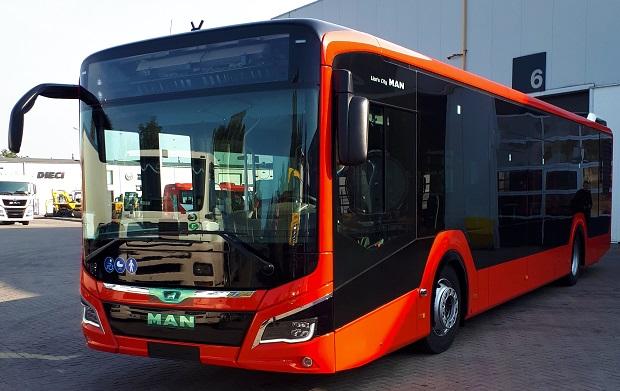 Pirmasis moderniausias hibridinis autobusas jau Kaune
