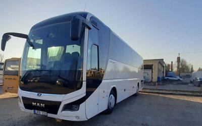 Atsinaujina ir mažieji autobusų parkai: trys naujos transporto priemonės – Biržuose