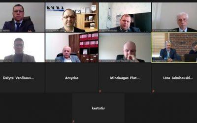 LKVA nariai diskutavo dėl sezoninių maršrutų