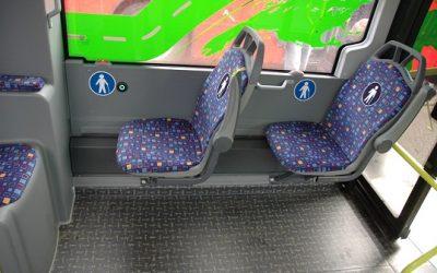 Atnaujinti saugumo reikalavimai viešajame transporte