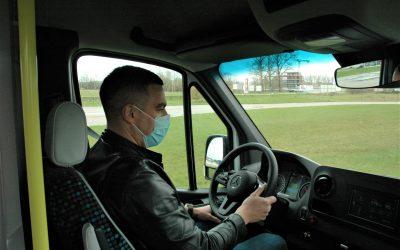 Keleivių vežėjai aptarė darbuotojų testavimo ir kaukių dėvėjimo klausimus