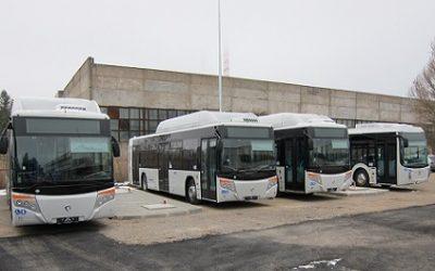 Veiklą pradeda dar vienas autobusų parkas