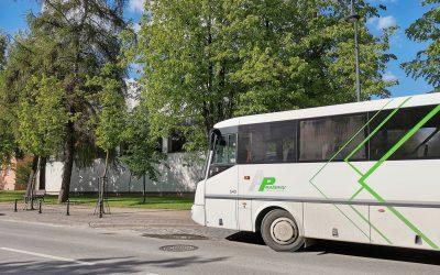 Nemokamas viešasis transportas – dar viename Lietuvos mieste