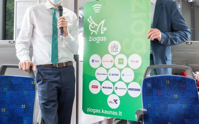 Kaune keičiasi viešojo transporto sistema: laukia patogūs ir interaktyvūs patobulinimai